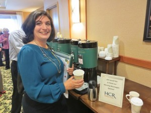 HCR Home Care Morning Beverage Sponsor